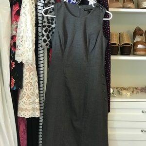 Banana Republic Dress Grey Size 0